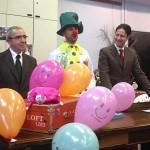 """Presentata l'Associazione """"Batticuore"""": da Sabato 15 Febbraio i corsi di clownterapia al Teatro Vittorio Veneto di Colleferro"""