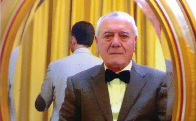 Il noto poeta e scrittore Carlo Luffarelli