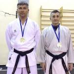 """Karate. Due primi posti agli """"Open di Toscana"""" per i karateka di Colleferro Emilio Liguori e Domenico Latini"""