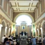 """Rocca Priora. Cerimonia religiosa per le vittime del cannoneggiamento del '44 al Santuario """"Madonna della neve"""""""