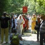 """Rocca di Papa. Le """"Feriae Latinae"""" si  concluderanno Domenica 29, a Monte Cavo, con riti antichi  e rievocazione storica"""