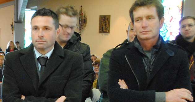 Fabio Rossato e Antonio Nardone
