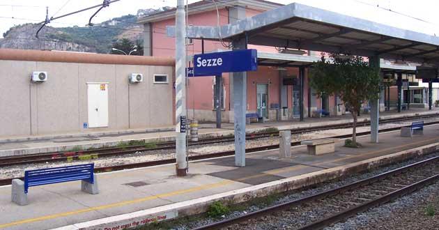 Stazione Ferroviaria di Sezze