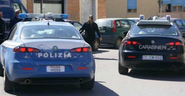 Carabinieri e Polizia