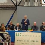 L'Unitre (Università delle Tre Età) di Colleferro festeggia il suo 25° anno di attività in questo mese di novembre [Foto]