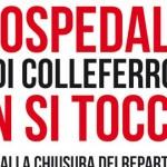 """Fronte unito per l'ospedale. Domani sera vertice in Comune dei Sindaci del comprensorio per l'ospedale """"Parodi Delfino"""""""