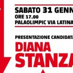 Colleferro. Sabato 31 Gennaio al Palaolimpic il Partito Democratico presenta la propria candidata a Sindaco Diana Stanzani