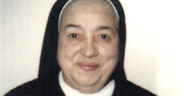 Suor Maria Vinci è andata a suonare per gli Angeli… | Cronache Cittadine - foto-suor-Maria-Vincif