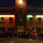 """Anche a Colleferro il flash mob """"La scuola statale è un patrimonio nazionale da difendere"""" [Foto]"""