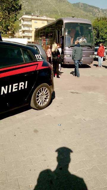 Cassino montavano pneumatici con crepe evidenti i - Art 79 codice della strada pneumatici diversi ...