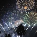 """Strabiliante apertura per """"Caput Lucis 2015"""". Una prima serata di pregio assoluto con i fuochi di Raffaele's Fireworks e dei F.lli Vaccaluzzo, e non solo… [VideoeFoto]"""