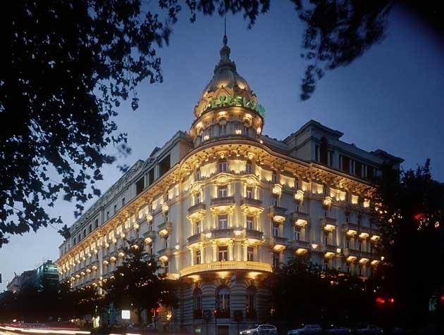 Starwood Hotels Rome Italy