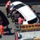 Colleferro. Sotto il sole cocente, l'auto si chiude da sola con un bimbo di 3 anni all'interno. I Vigili del Fuoco ed il 118 lo tirano fuori...