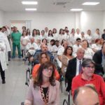 """Colleferro. Aperta ufficialmente questa mattina la nuova sede della """"Scuola per infermieri"""", situata al pian terreno dell'ospedale"""