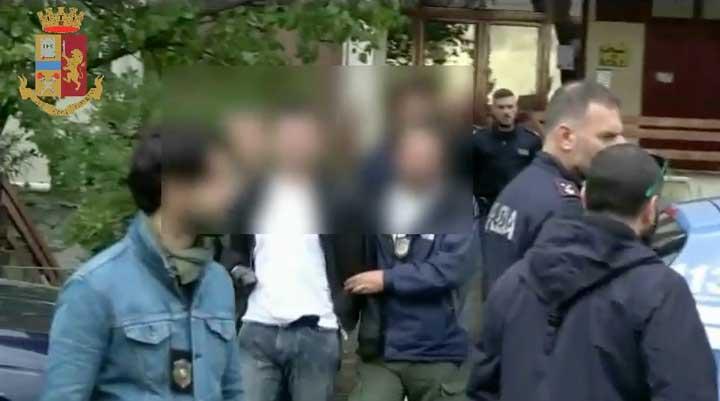 """Roma. Operazione """"Massa San Giuliano"""" della Polizia di Stato. Smantellata banda di albanesi specializzata in rapine in villa - Cronache Cittadine"""