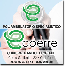 Ecoerre - Poliambulaorio Specialistico - Colleferro