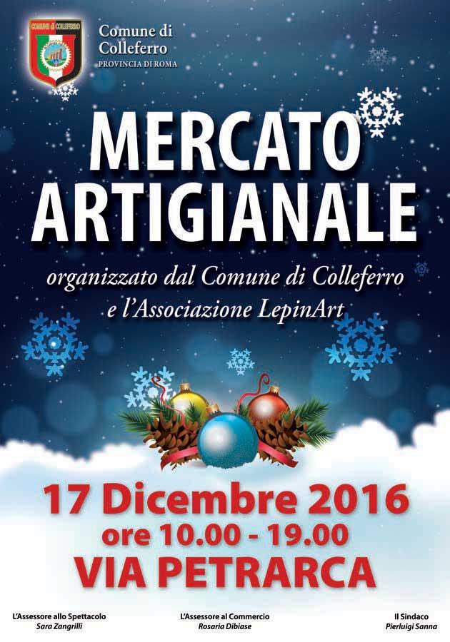 Celebrazioni per i 100 anni della colleferro di roma for Mercatino colleferro