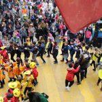 Carnevale Colleferro 2017. La coloratissima sfilata delle scuole. La festa in  piazza. Le premiazioni [FotoeVideo]