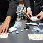 È di Colleferro il 48enne arrestato nella serata di ieri dai Carabinieri di Valmontone con 150 grammi di cocaina purissima