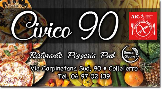 Civico 90 - Colleferro - Via Carpinetana Sud 90