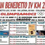 """Colleferro. Dal 24/6 al 2/7 torna al IV Km l'ormai tradizionale Festa di S. Benedetto. Dalle """"Olimpiamoci"""" alle serate dance, tutto il programma"""