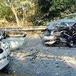 Palestrina. Il 52enne Alberto Notarberardino ed il figlioletto di 5 anni morti in un grave incidente stradale a Prossedi. Ferite gravi altre due persone