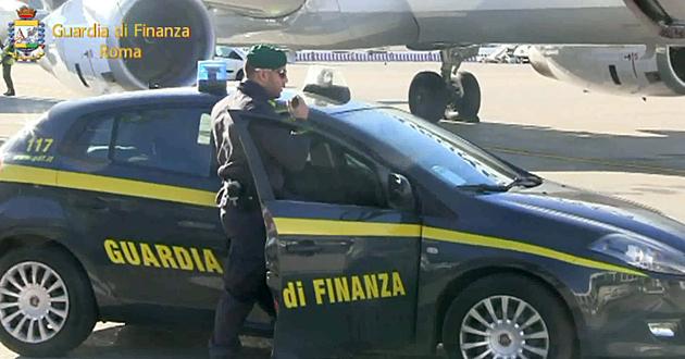 Roma, 11 chili di eroina sequestrati a Fiumicino