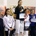 Colleferro. Karate. Carlotta Fanicchia (Asd Fudo Shin del maestro Liguori) sul podio più alto ai Campionati Italiani di kata