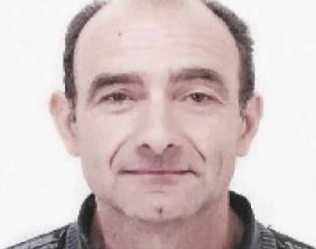 Armando Capirchio, la vittima