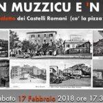 Colonna. Sabato 17 Febbraio: Viaggio nel Dialetto dei Castelli Romani … Tra 'n muzzico e 'n atru