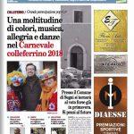 Cronache Cittadine • Il Giornale n. 1379 di Febbraio 2018 è in distribuzione gratuita