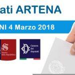 Elezioni 2018. Questi i risultati delle votazioni ad Artena. Regionali Lazio, Senato della Repubblica, Camera dei Deputati