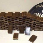 Roma. Narcotraffico internazionale. 640 kg di hashish nascosti tra quintali di cipolle su un tir diretto in Romania. 3 arresti da parte della GdF di Colleferro