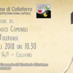 Colleferro Città della Cultura 2018. Il rinnovato Museo Archeologico del Territorio Toleriense verrà inaugurato Sabato 21 Aprile