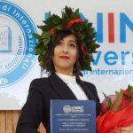 Tantissimi auguri e vive congratulazioni ad Ilaria Di Mambro, laureatasi con 110 e lode all'Università degli Studi Internazionali di Roma