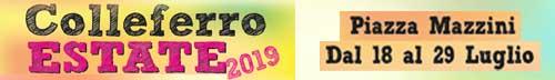 Colleferro Estatte 2019 Piazza Mazzini