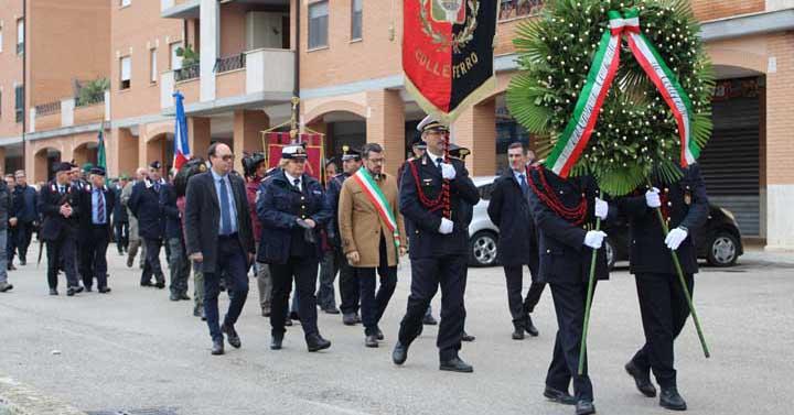 Colleferro commemora la strage di Nassiriya e celebra la Giornata del ricordo dei caduti militari e civili nelle missioni internazionali per la pace - Cronache Cittadine
