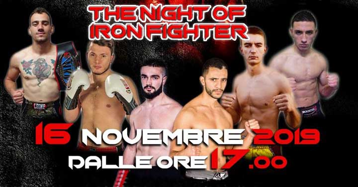 "Colleferro. ""The night of Iron fighter"". Importante meeting di kickboxing al PalaSport ""Alfredo Romboli"" - Cronache Cittadine"
